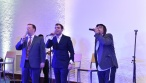 הקונצרט היווני של קאהן, ברסון והאחים דיקמן