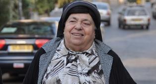 הרבנית קנייבסקי (צילום: עוזי ברק)