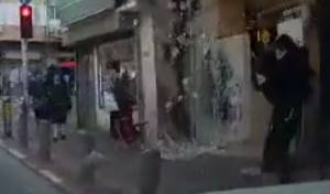 ההתפוצצות - והבריחה