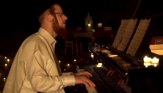 אברהם מרדכי שוורץ בסינגל חדש: 'אזכרה'