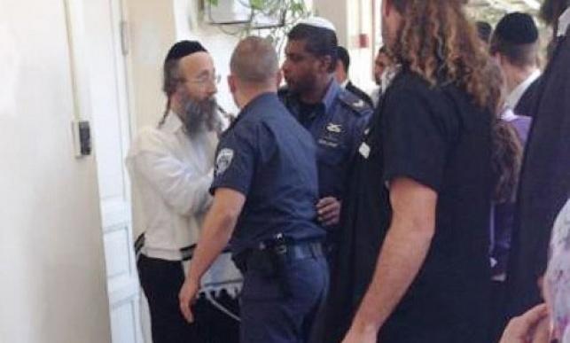 נחמן ברלנד במעצר