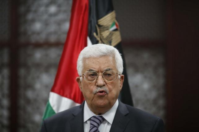 אבו מאזן גינה את ישראל על הרג המחבל