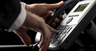 במרחק טלפון אחד מלחסוך בביטוח המשכנתא. אילוסטרציה - שיחת טלפון אחת ואתה חוסך בביטוח המשכנתא