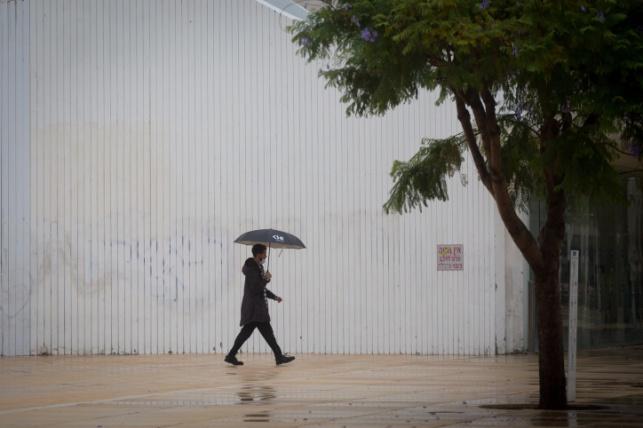 התחזית: החורף חוזר; גשמים - ברוב הארץ