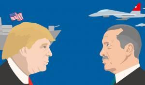 טראמפ מול ארדואן - דונלד טראמפ וארדואן ייפגשו בחודש הבא