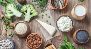 7 מאכלים שמלאים בסידן ואינם חלביים