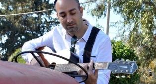 """משה כהן בסינגל שלישי - """"שלום עליכם"""""""
