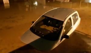 חשש לשיטפונות גם היום - הגשמים החזקים הגיעו למרכז