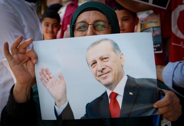 ארדואן, נשיא טורקיה