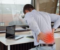 סובלים מכאבי גב? אילוסטרציה - סובלים מכאבי גב? הגיע הזמן למצוא פתרון אמתי