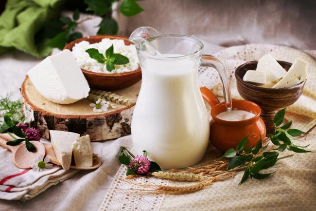 ארוחה חלבית בשבועות. אילוסטרציה