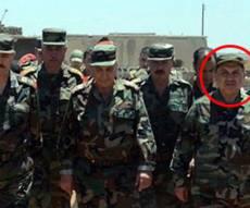 אג' האשם במהלך סיור ברמת הגולן - כך נחשף איש הצללים של נסראללה בסוריה