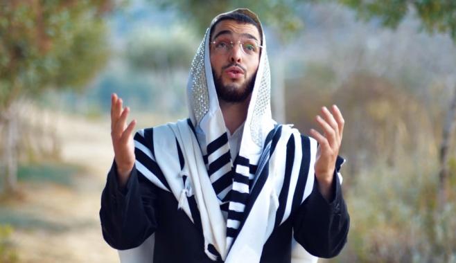 """גרשי ישראלי בסינגל חדש: """"לישב בסוכה"""""""