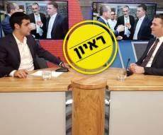 פיני עזרא בראיון באולפן 'כיכר השבת' • צפו