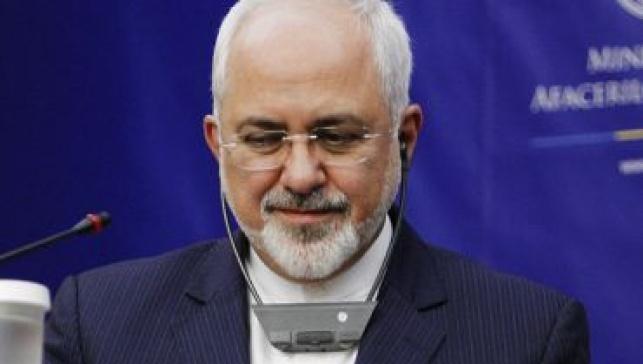 שר החוץ האיראני מאיים