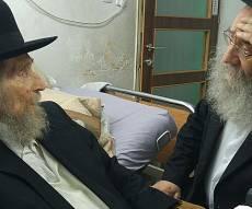 רבי ברוך סולובייצ'יק עם מרן הרב שטיינמן - כך הפכה 'ועדת הרבנים' לגוף הכי משפיע ב'דגל' בירושלים