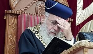 הלכה יומית: חתם האל הקדוש ולא תיקן תוך כדי דיבור