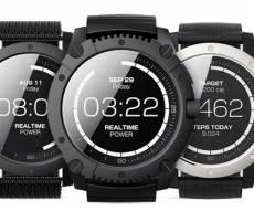 שעון חכם מחשוב לביש PowerWatch - חדש: שעון חכם שמשתמש בבעליו  כסוללה
