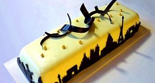 8 עוגות מדהימות בהשראת מבנים ארכיטקטוניים מפורסמים