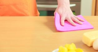 לא תאמינו: השיש במטבח מזוהם יותר מהרצפה