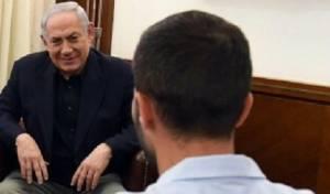 המאבטח, עם נתניהו - המאבטח נחקר בישראל על התקרית בירדן