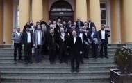 ה'בעלי-בתים' של קרית ספר התרגשו בפולין