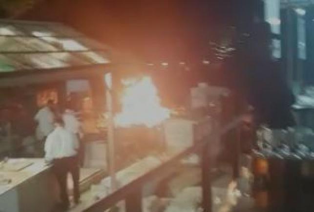 ההילולה של רבי נחמן מהורדנקא, השנה, בטבריה