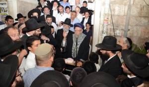 """הלווית הרבנית נצחיה יוסף ע""""ה"""