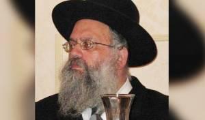 הרב מנדל רבינוביץ