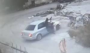 ירו ב-4 אירועים, שדדו תחנות דלק ונעצרו. צפו