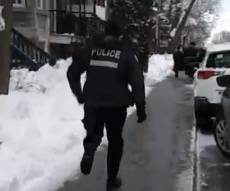 ניידת המשטרה