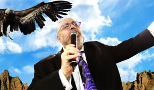 """נדיר: גדעון לוין וה""""סאטמרים"""" שרים הרב קוק"""