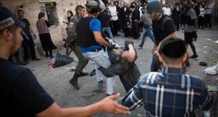שוטרים במאה שערים - אישום: השוטר שיקר כי הותקף על ידי חרדי