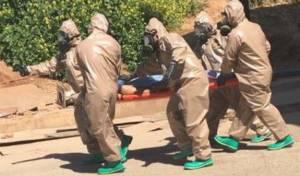 כוחות מיוחדים של צבא טורקיה מפנים פצועים - צרפת: הוכחנו שאסד השתמש בנשק כימי