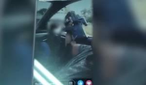 נצרת: גבר ירה מתוך רכב נוסע - לאור היום