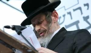"""הרב אהרן צבי רומפלר זצ""""ל"""