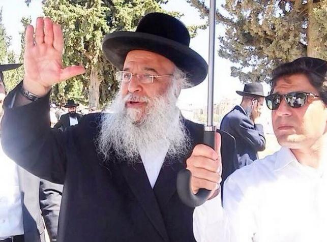 """הגר""""ב שמואלי ועזרו ר' מרדכי חסידים, היום"""