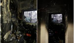שריפה פרצה בדירה בבית ישראל; שניים פונו באורח אנוש