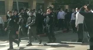 המשטרה סגרה ישיבה בבני ברק; 2 נעצרו