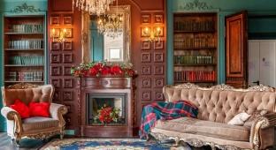 רהיטים חומים חזרו למודה; כך תשבצו אותם בבית