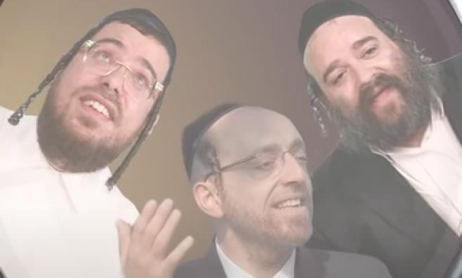 אהרלה סאמט, יואלי קליין ושייע גרוס, ו'מלכות': הקרובים