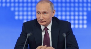נשיא רוסיה ולדמיר פוטין