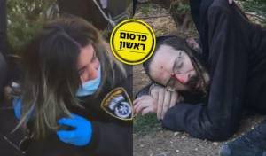 האברך נעצר על ידי המשטרה