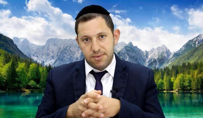 הרב נפתלי וסרמן עם רעיון לפרשת פנחס. צפו