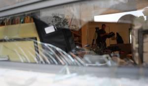 'הכל היה מנופץ'; תושב שביתו נפגע משחזר