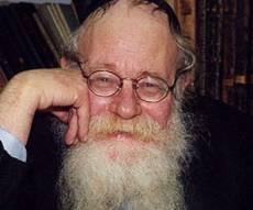 הגאון רבי עדין אבן ישראל-שטיינזלץ נפטר