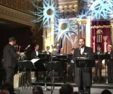 """החזן שלמה סלצקי מבצע """"מפני חטאנו"""""""