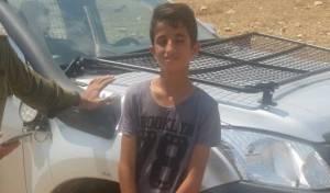 המחבל הצעיר - ילד נעצר: חשוד כי תכנן לבצע פיגוע דקירה