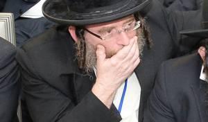 הרב מרדכי בלוי. ארכיון - הרב מרדכי בלוי מסביר: 'דגל' בעד המאבק, נגד ההפגנות