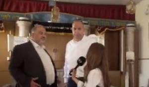 עבאס עם רביבו, היום בלוד